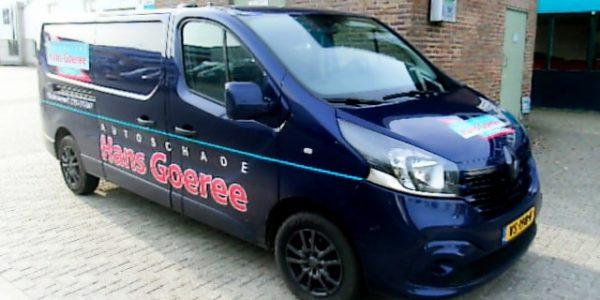 goeree-bestelwagen